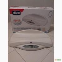 Продам электронные весы Chicco baby comfort
