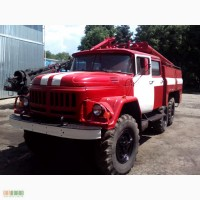 Продам пожарную машину АЦ-40 на базе ЗИЛ-130.Год выпуска 1990