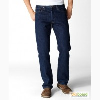 Джинсы Levis 501 Original Fit Jeans - Rinsed (США)