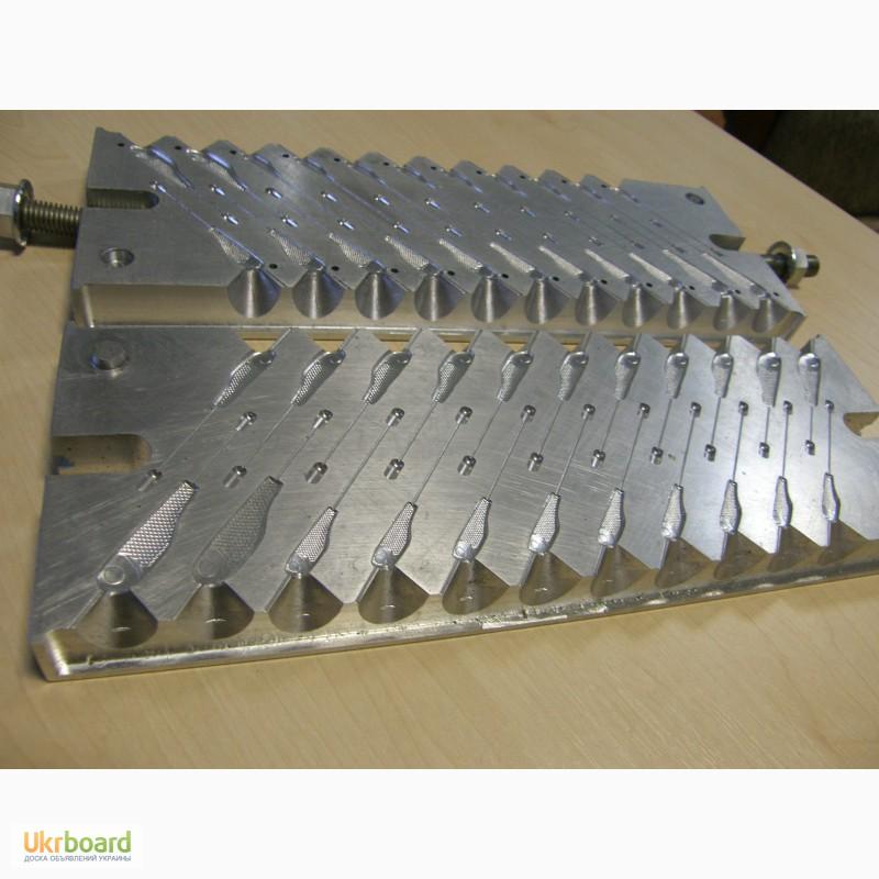 Изготовление формы для литья свинца