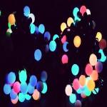 Светодиодные уличные шарики, купить Киев