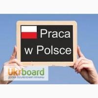 Разнорабочие на сборку электропроводки, Польша