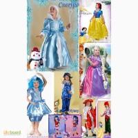 Прокат детских карнавальных костюмов и нарядных бальных платьев