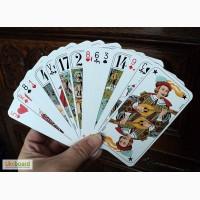 Гадание (дистанционно) на игральных картах, таро