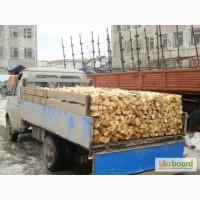Продаем дрова с доставкой по Киеву
