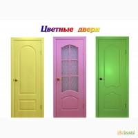 Крашенные двери межкомнатные