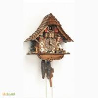 Часы с кукушкой деревянные