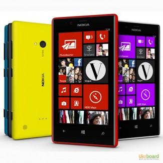 Nokia Lumia 720 оригинал новые с гарантией