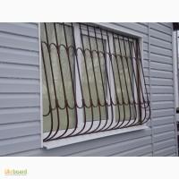 Решетки металлические парусного типа
