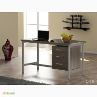 Продам офисный стол на металлических ножках серии Loft design L45