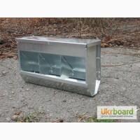 Бункерная кормушка для кроликов БК3-2