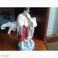 Продам фарфоровую статуетку Майская ночь