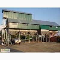 Зерноочистительный комплекс ЗАВ, реконструкция и полный ремонт