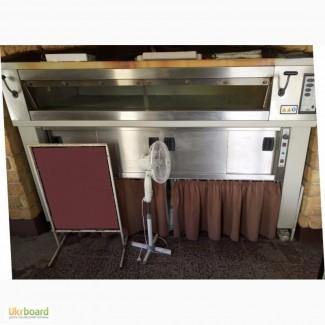 Печь для пекарни Mondial Forni 353 E1 210 б/у в рабочем состоянии