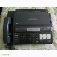 Телефон факс Panasonic KX-F130 BX с функцией копира Япония