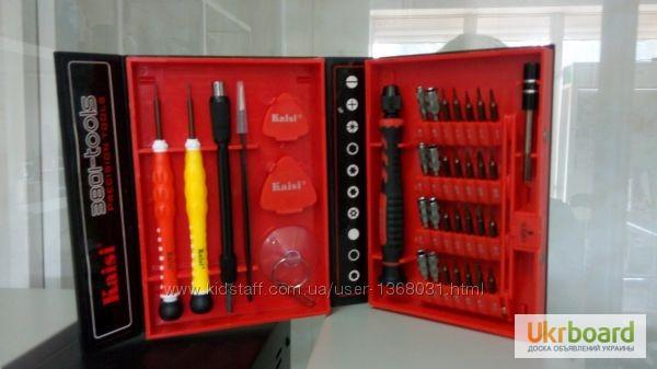 Фото 5. Большой набор универсальных оригинальных отверток Kaisi 3801 профессиональный инструмент