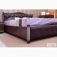Кровать, Кровать Прованс Мягкая Спинка Ромбы