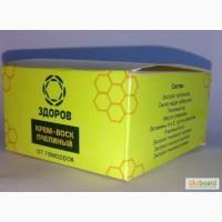 Купить Здоров - Крем-воск пчелиный от геморроя оптом от 100 шт