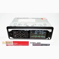 Автомагнитола Pioneer 3885 ISO - MP3 Player, FM, USB, SD, AUX сенсорная магнитола