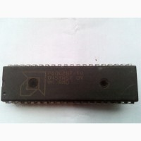 Сопроцессор 80287 287 10Mhz AMD P80C287-10