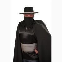 Карнавальный костюм Зорро