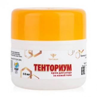 Крем Тенториум с пчелиным ядом и прополисом в Харькове