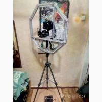 Осветитель 12В-220В для фото-видео съемки