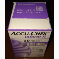 Продам тест-полоски Accu-Chek Performa (Inform 2)
