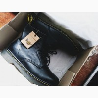 Dr Martens 1460 Black Smooth w 40-41 размер, 25, 5см