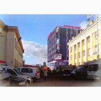 Бизнес проект под строительство торгово-гостиничного комплекса