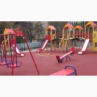 Строительство детский площадок