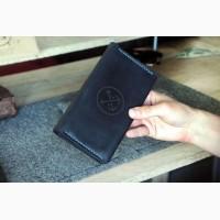 Мужское портмоне T-Case - яркий и стильный Мужской Кошелёк из Кожи