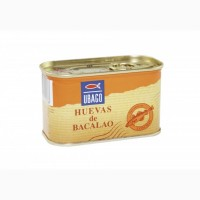 Икра черной трески Ubago Bacalao 200 гр. от импортера