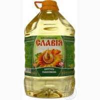 Масло подсолнечное оптом и в розницу по самым низким ценам