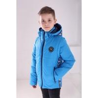 Модные демисезонные куртки - жилетки, возраст 7-12 лет, цвета разные