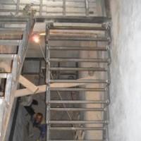Ковані сходи ворота перила і калуш