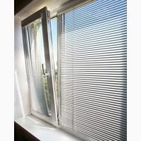 Жалюзи на окна и двери алюминиевые