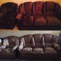 Полная или Частичная Перетяжка мягкой мебели