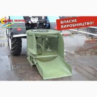 Бетономешалка навесная на трактор - бетоносмеситель мобильный 500 литров