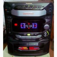 Продам музыкальный центр Panasonic SA-AK36
