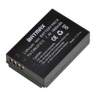 Аккумулятор Canon LP-E12 емкость -1800 mAh производитель - фирма Batmax