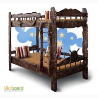 Ліжко двоярусне дитяче Старий корабель