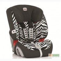 Britax Evolva 123 Plus Smart Zebra (Бритакс Эволва 123 Плюс Смарт Зебра)