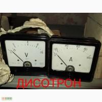 Амперметр Вольтметр Э377
