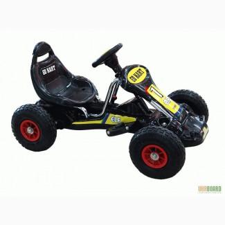 Детский электромобиль Volta Go kart.