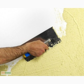 Выравнивание стен потолка