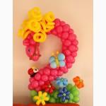 Гелиевые шарики Киев, гелевые шарики купить, воздушные шары