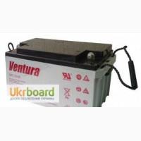 Аккумуляторная батарея ТМ Ventura (герматичная, гелевая) до ИБП для котла отопления