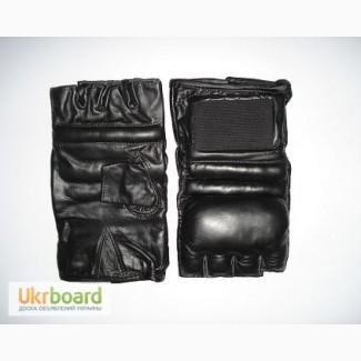 Перчатки для единоборств и рукопашного боя, натуральная кожа