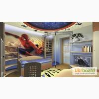 Для детской комнаты авторский дизайн и оснащение интерьера от Дизайн-Стелла